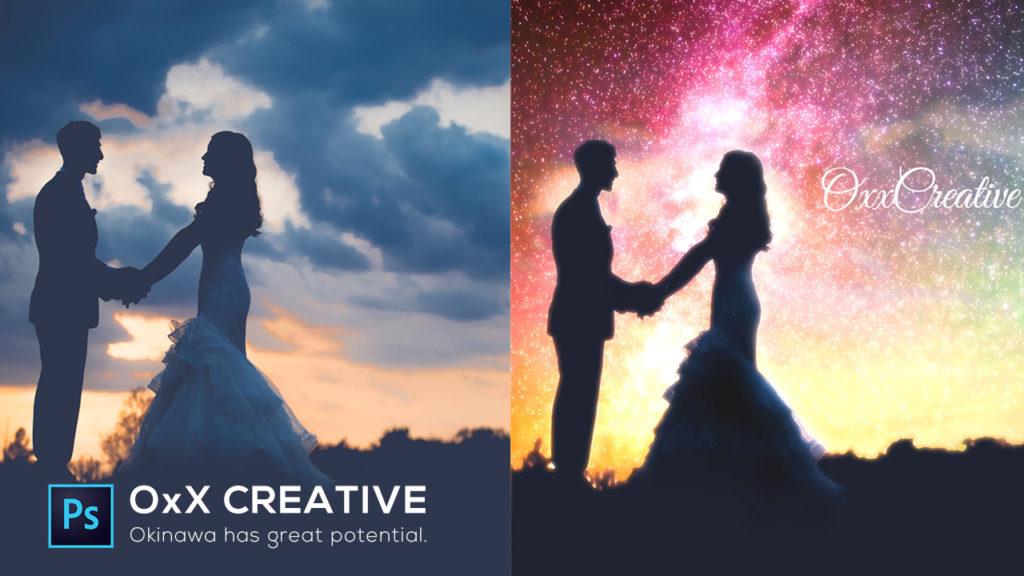 #3【 PhotoShop 】サクッと写真加工!オックスクリエイティブYoutube第3弾を公開しました。