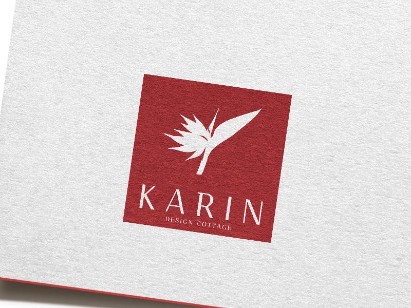 恩納村のペンション『KARIN DESIGN COTTAGE』様のロゴをリニューアルさせていただきました!